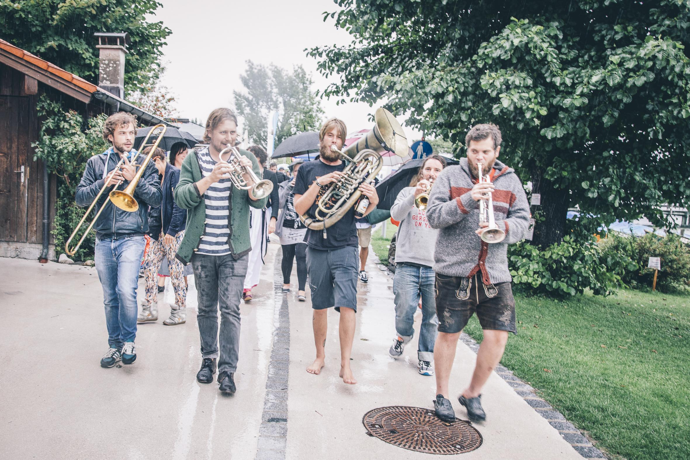 Spezltour – La Brass Banda
